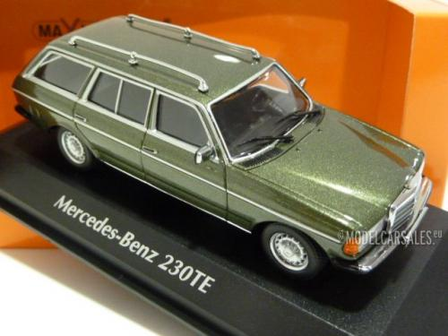 Mercedes Benz 230TE (w123)