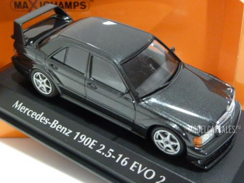 Mercedes-benz 190E 2.3-16 Evo2