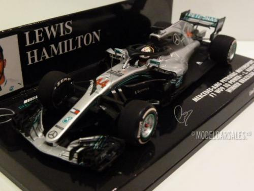 Mercedes-benz AMG Petronas F1 W09 EQ Power+