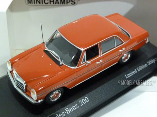 Mercedes-benz 200 (w114/115) Strich8